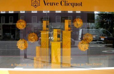 Veuve Cliquot Shop Front