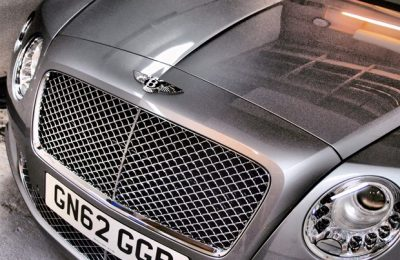Bentley GTC – Ventureshield