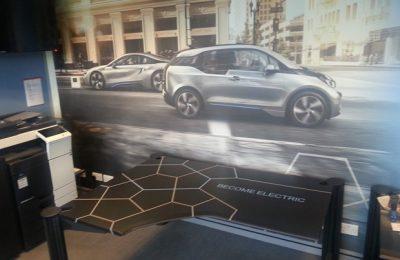 BMW I WALL