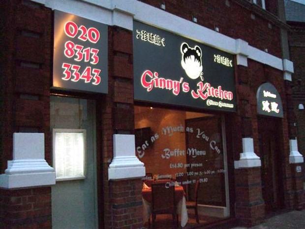 ginnys restaurant