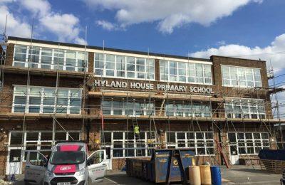 HYLAND HOUSE PRIMARY SCHOOL