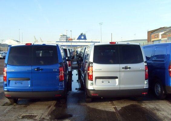 Hyundai Van Window Tints (1)