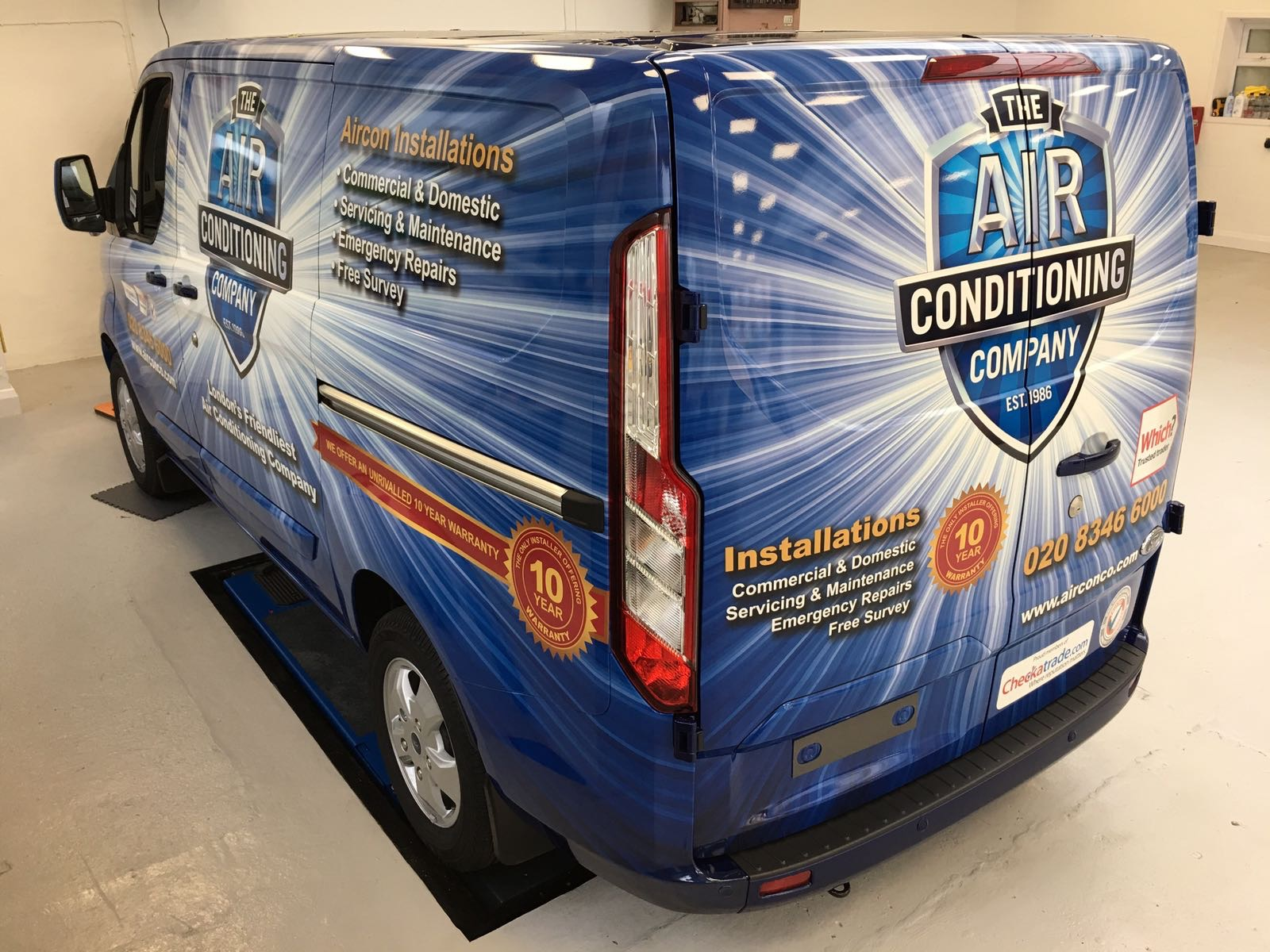The Air Conditioning Company Creative Fx