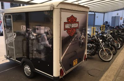 Creative Fx Vehicle Wrapping And Signage In London