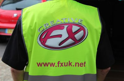 CREATIVE FX HIGH-VIS PRINTED