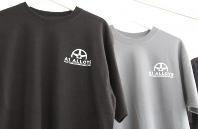 A1 ALLOYS PRINTED WORKWEAR