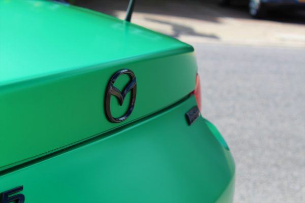 Mazda Mx 5 Green Envy Wrap By Creative Fx 2