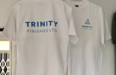 TRINITY FINISHES TSHIRTS AND HIGH-VIS
