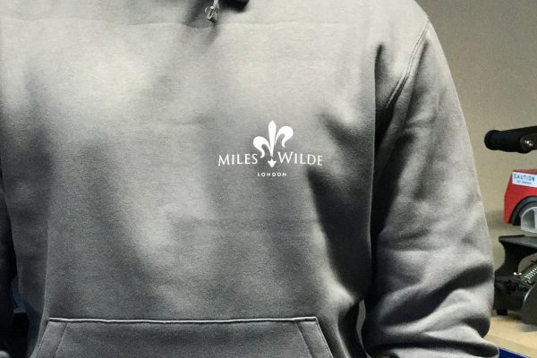 Miles Wilde Branded Work Uniform 6