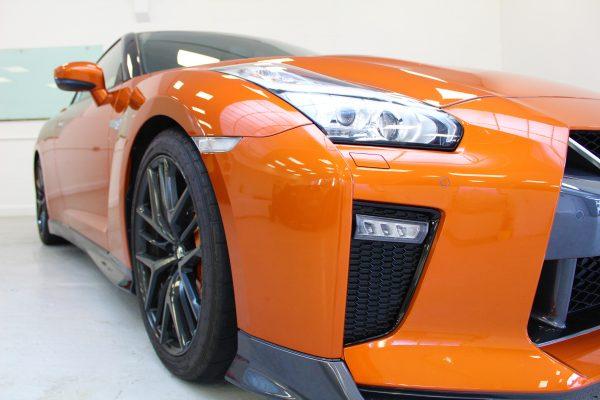 Nissan GTR PPF Wrap 2