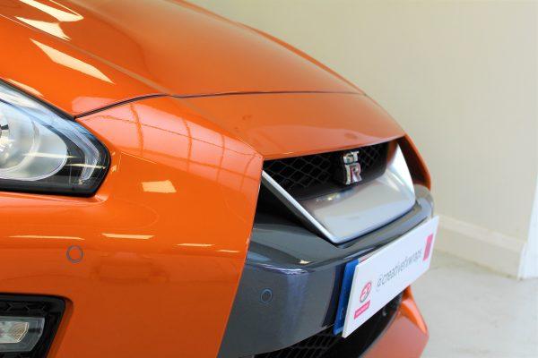 Nissan GTR PPF Wrap 3