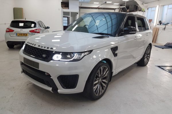 Range Rover Wrap By Creative Fx 1