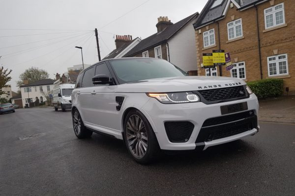 Range Rover Wrap By Creative Fx 5