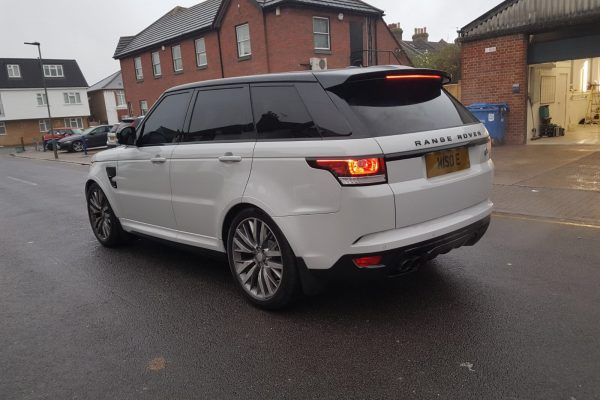 Range Rover Wrap By Creative Fx 6