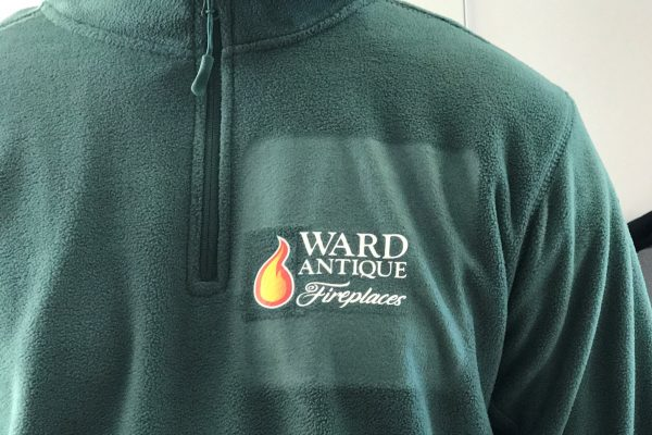 Ward Antique Fire Places Uniform Printed By Creative Fx 2