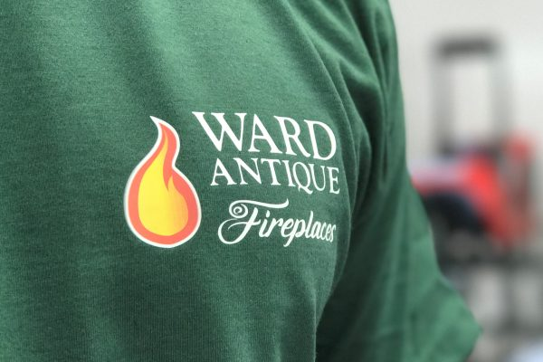 Ward Antique Fire Places Uniform Printed By Creative Fx 4