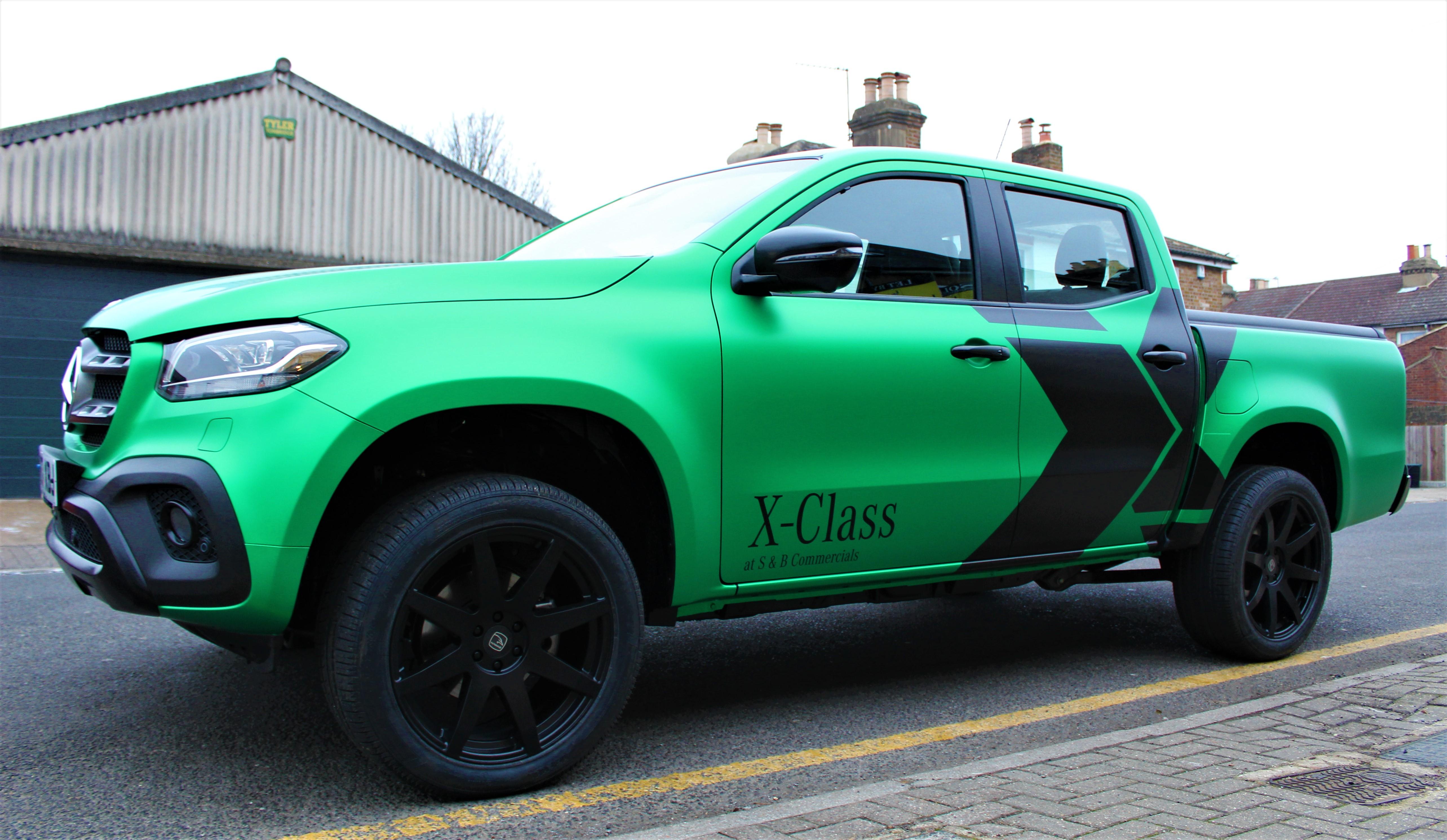 Mercedes X Class Creative Fx
