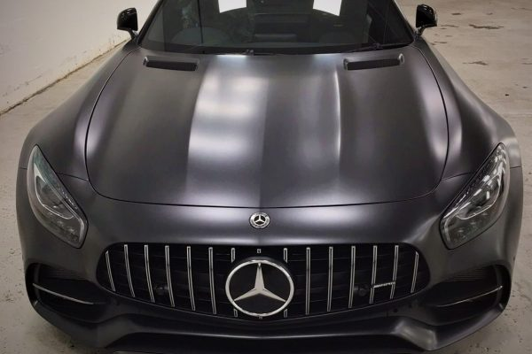 Amg GT Mercedes Paint Protection Film 3