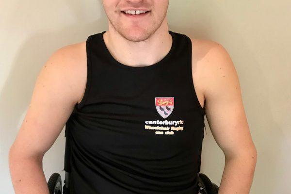 Canterbury Hellfire Wheelchair Rugby Club – Clothing By Creative Fx 2