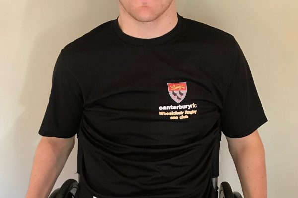 Canterbury Hellfire Wheelchair Rugby Club – Clothing By Creative Fx 3
