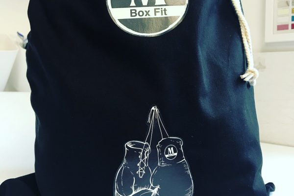 Boxfit Bags And Caps Printed By Creative Fx Work Wear In London 4