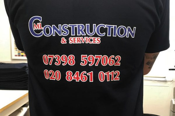 Cml Construction Printed Workwear By Creative Fx London 3