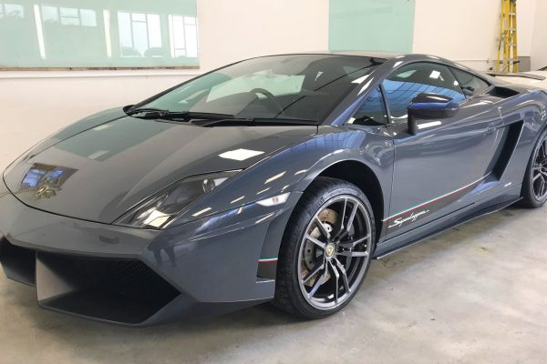 Lamborgini Paint Protection Film Expel Tech By Creative Fx 2