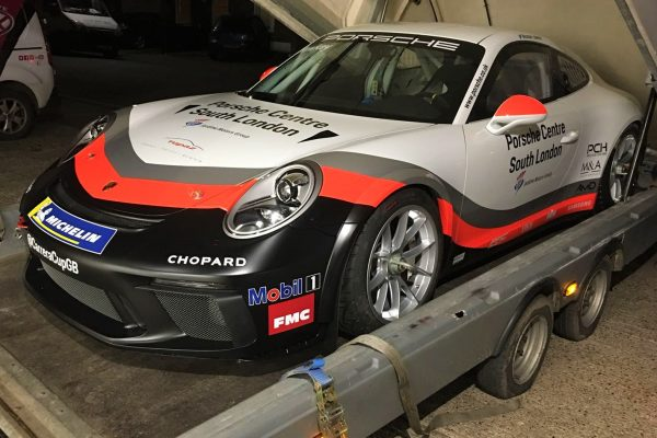 Porsche Gt3 Cup Car Wrapped By Creative Fx Bromley 6