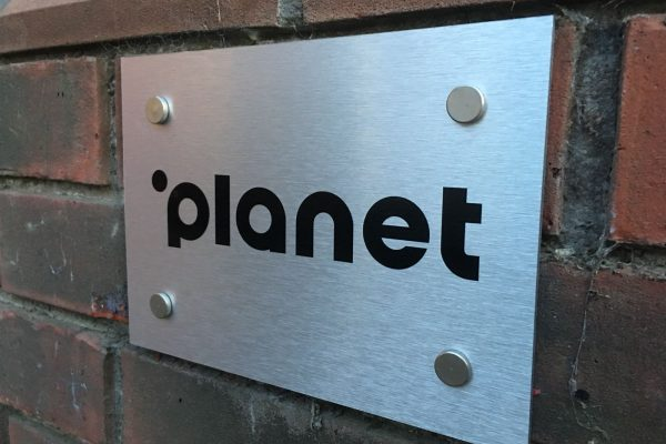 Planet Signage In Carpark By Creative Fx 1