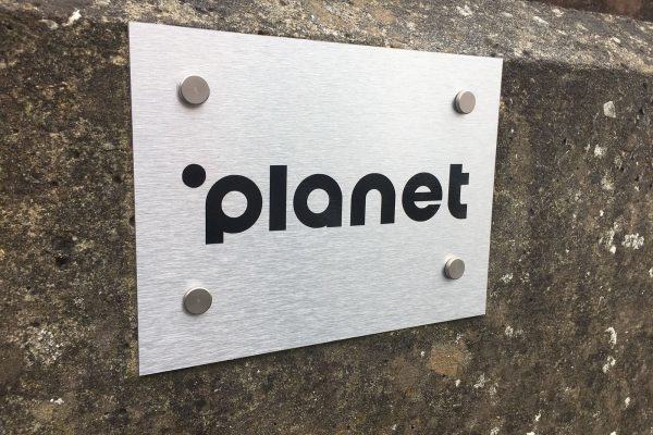 Planet Signage In Carpark By Creative Fx 2