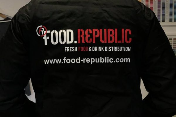 Food Republic Printed Clothing By Creative FX In Bromley 5