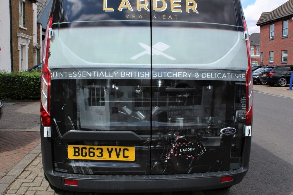 LARDER VAN WRAP BY CREATIVE FX BROMLEY 4