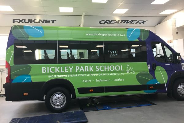 Bickley Park School Bromley Signage By Creative Fx 2