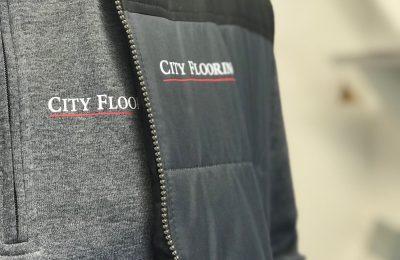 PRINTED WORK WEAR – CITY FLOORING