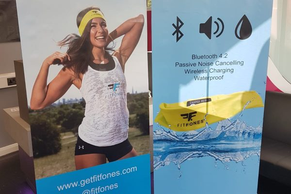 Fitfones Pull-up Banners By Creative Fx Banner Supplier In Bromley London Kent 1