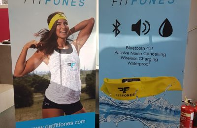 PULL UP BANNERS – FIT FONES