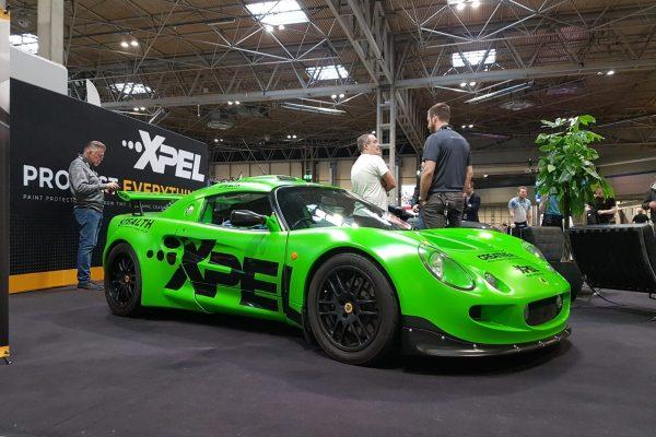 Auto Sport Creative FX Xpel Lotus Exige 3