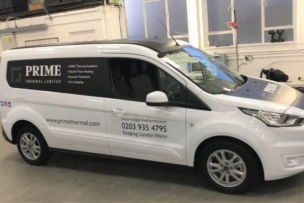 Prime Thermal Van Wrap 1