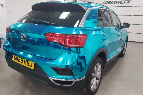 Car Wrap Creative Fx 2