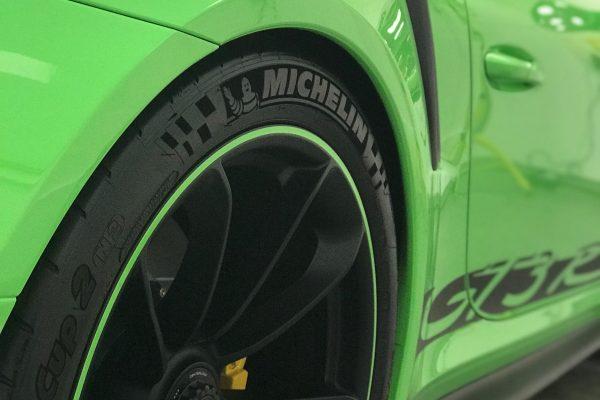 Porsche GT3RS Wrap By Creative Fx Paint Protection Film 4