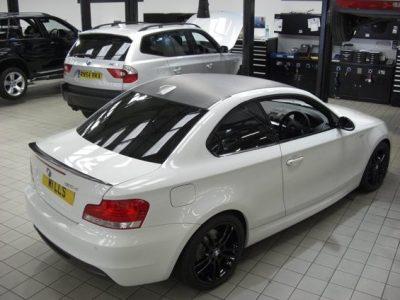BMW CARBON FIBRE ROOF