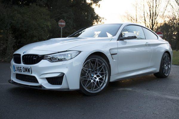 BMW M4 ZCP
