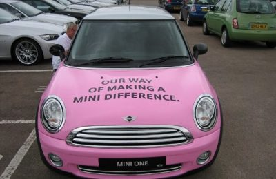Pink Mini – Cancer Research