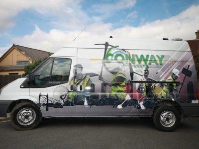FM Conway Van