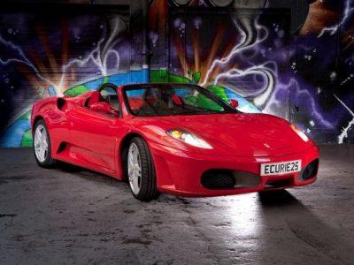 Ferrari Stealth