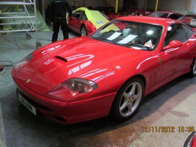 Ferrari Ventureshield