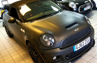 MATT BLACK MINI