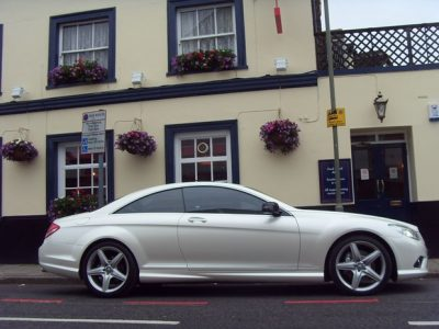 PEARL WRAPPED CL500