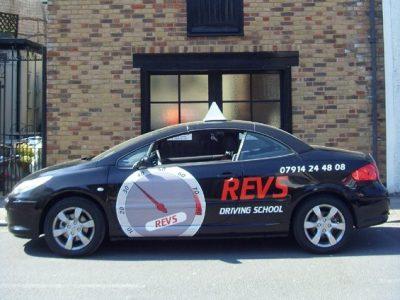 REVS DRIVING SCHOOL