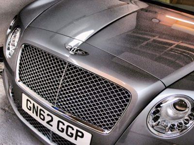 Bentley GTC – Ventureshield